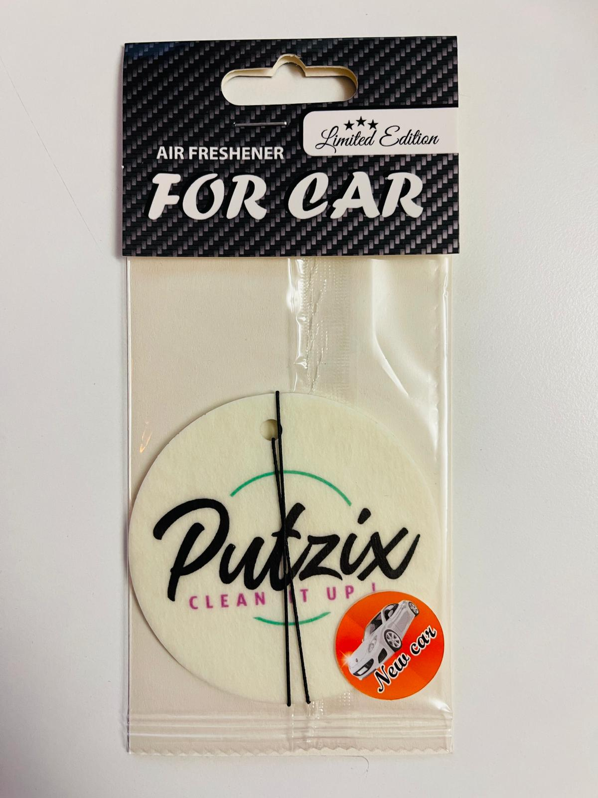 PutziX - Air Freshner LIMITED EDITION