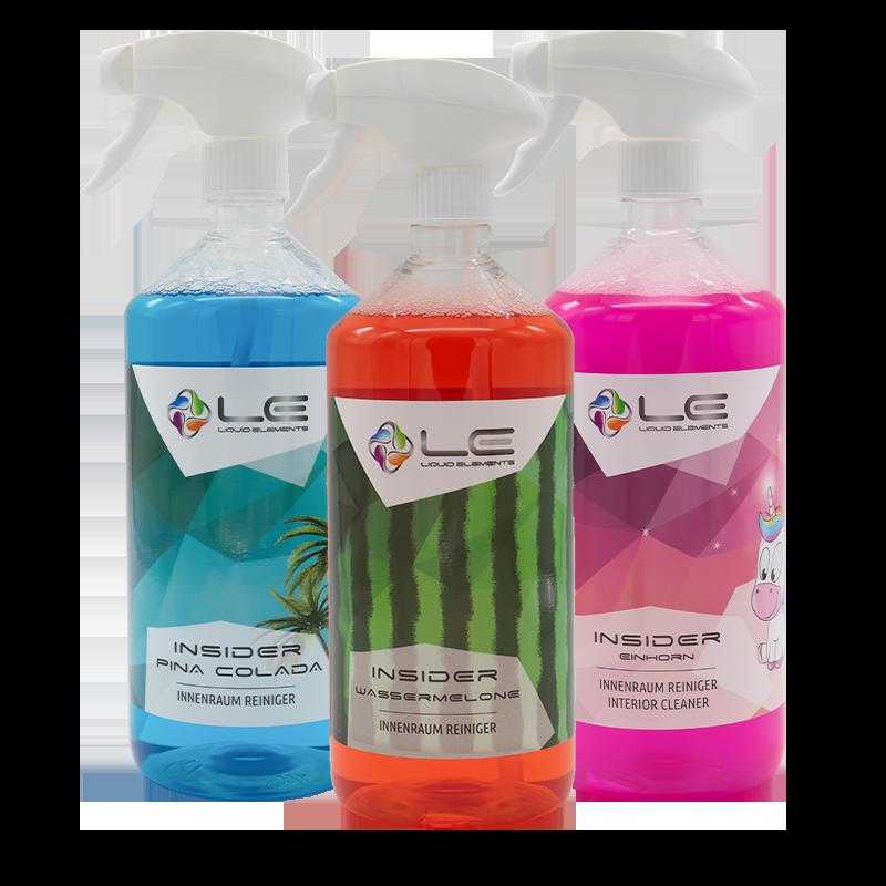 Liquid Elements - Insider Textil- und Innenraumreiniger Special Edition's 1,0L